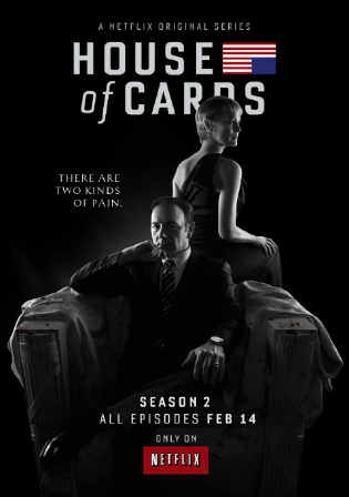 House Of Cards S01E13 BRRip 200MB Hindi Dubbed 480p Watch Online Free Download bolly4u