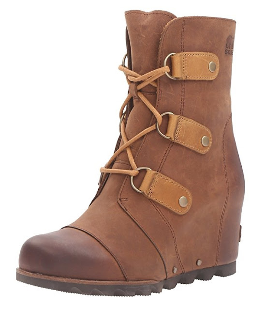 Amazon: SOREL Joan of Arctic Wedge Booties only $180 (reg $250) + Free Shipping!