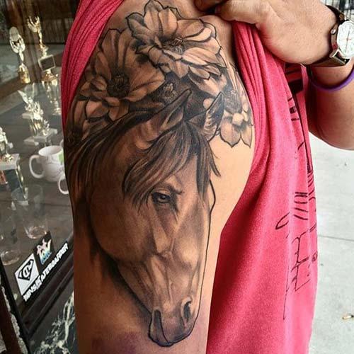 erkek omuz dövmeleri man shoulder tattoos 17