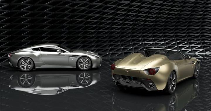 Bộ đôi Aston Martin Vantage V12 kỷ niệm 100 năm có gì đặc biệt?