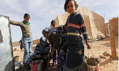 """صمت البرلمان الأوربي عن معاناة أطفال تندوف """"جريمة"""" وقراره ضد المغرب لا يقدم ولا يؤخر"""