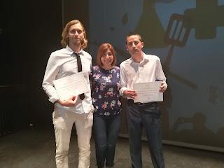 Acte de lliurament dels Premis extraordinaris de FP