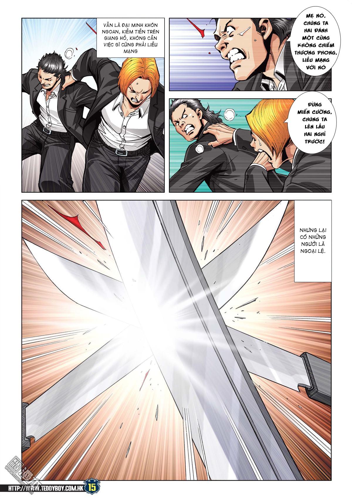 Người Trong Giang Hồ RAW chap 2072 - Trang 14