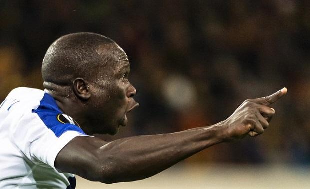 Vidéo. Europa League: Vincent Aboubakar signe un doublé, le FC Porto gagne