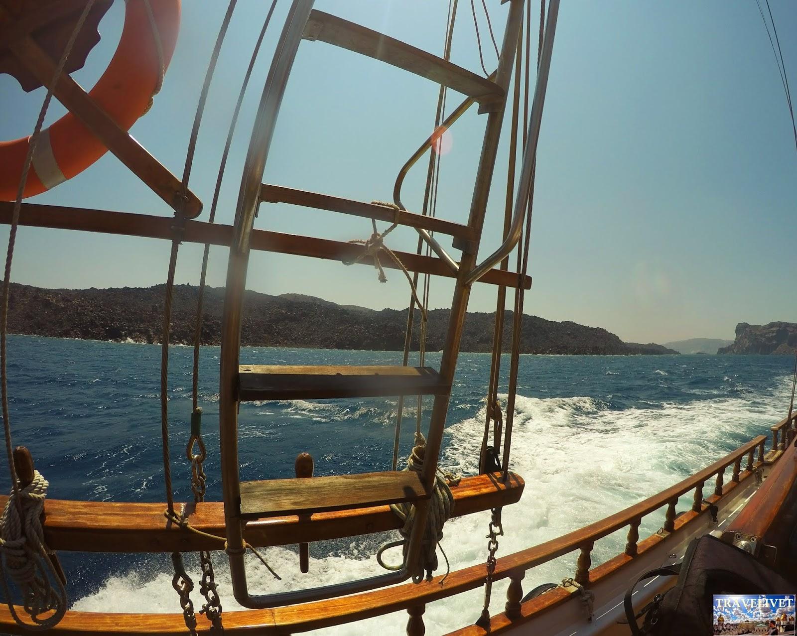 Grèce Santorini Santorin croisière