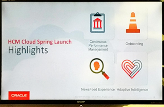 Oracle HCM Cloud HCM World Holger Mueller Constellation Research
