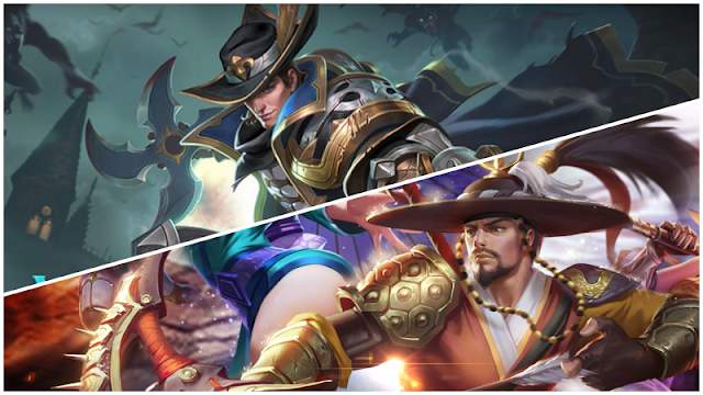 Perbandingan MOBA (Multiplayer Online Battle Arena) Seru di Android, Mobile Legends Bang Bang VS Garena AOV (Arena of Valor)