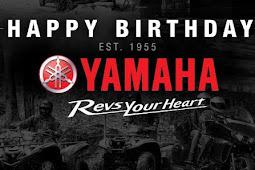 Rayakan Ulang Tahun Yamaha Yang Ke 64, Dapatkan Banyak Hadiah Menarik !