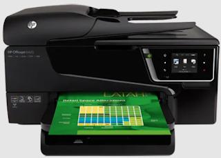 Descargue el controlador de HP Officejet 6600