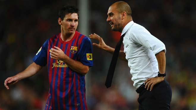 Messi sắp sang Man City gây sốc: Tái hợp Pep sẽ ẵm thêm Quả bóng vàng? 2