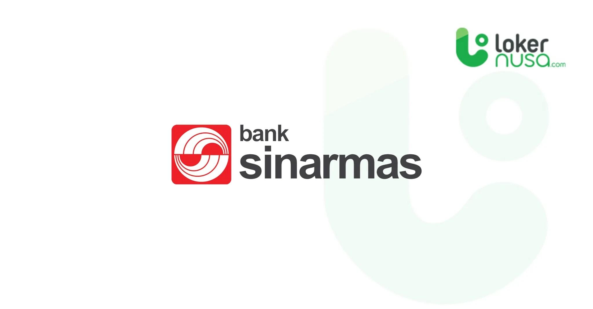 Lowongan Kerja Juli 2021 Bank Sinarmas
