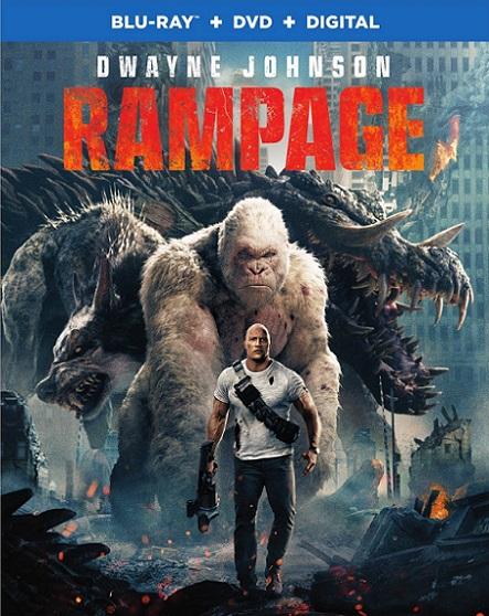Rampage: Devastación (2018) 720p y 1080p BDRip mkv Dual Audio AC3 5.1 ch