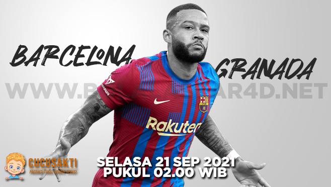 Prediksi Bola Barcelona vs Granada Selasa 21 September 2021