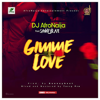 DJ AfroNaija Ft. Sanny Blaze – Gimme Love
