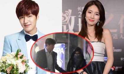 Lee min ho Girlfriend 2015 Lee min ho and Suzy 2015