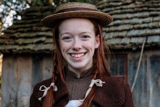 picture of Anne Shirley from Anne with an E