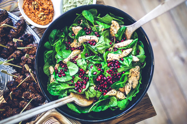 Spinach for losing weight