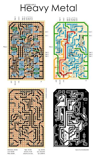boss ds 1 schematic pdf