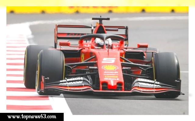 Formula 1 Mexico 2019