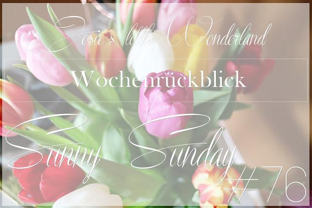 Wochenrückblick | Sunny Sunday #76 - www.josieslittlewonderland.de, weekreview, schattiges nordland, blog, life, die sache mit dem leben