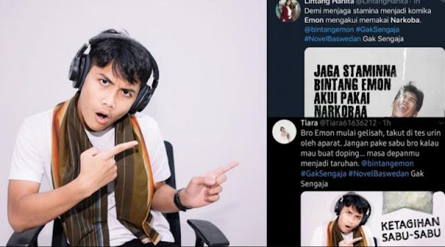 Akun Pemfitnah Bintang Emon Pemakai Sabu Diminta Dijerat UU ITE