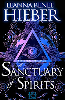 A Sanctuary of Spirits by Leanna Renee Hieber on nikhilbook