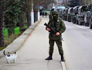 Übersetzung eines Postings über die russische Armee