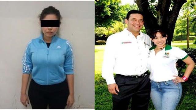 """Capturan a la """"Lizu"""" peligrosa secuestradora de Los Zetas en El Mante Tamaulipas"""