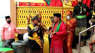 Menyambut Bulan Ramadhan 1442 H, Potang Mogang Balimau Kasai di Langgam Kembali di laksanakan