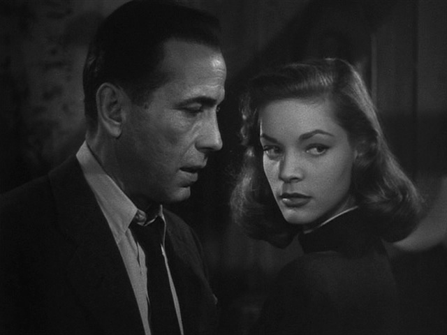 Cinema Style File Bogart And Bacall Bring On The Heat In