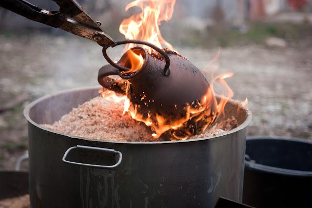 Seni Rupa Pembakaran Keramik
