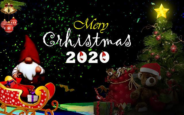 Gambar Ucapan Natal 2020