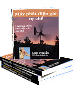 Sách hướng dẫn làm máy phát điện gió