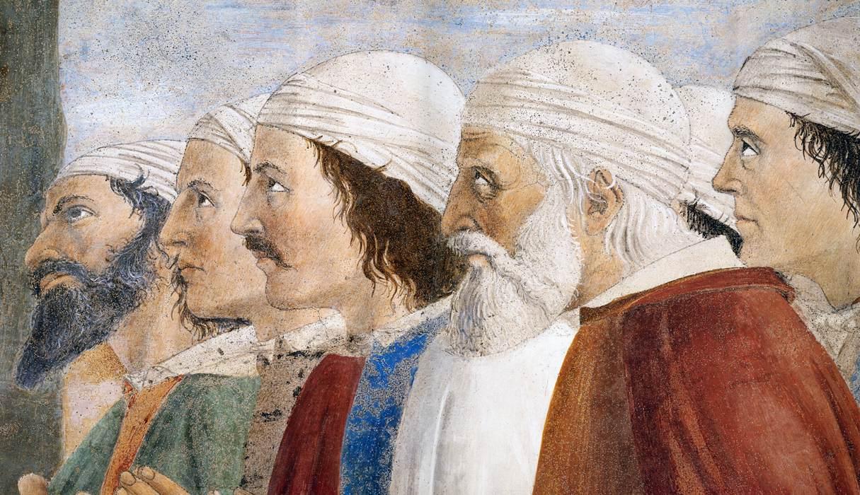 Ad Imaginem Dei: Exaltation of the Holy Cross – Piero ...