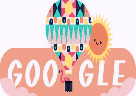Google Doodle Celebrates Northern Hemisphere Summer