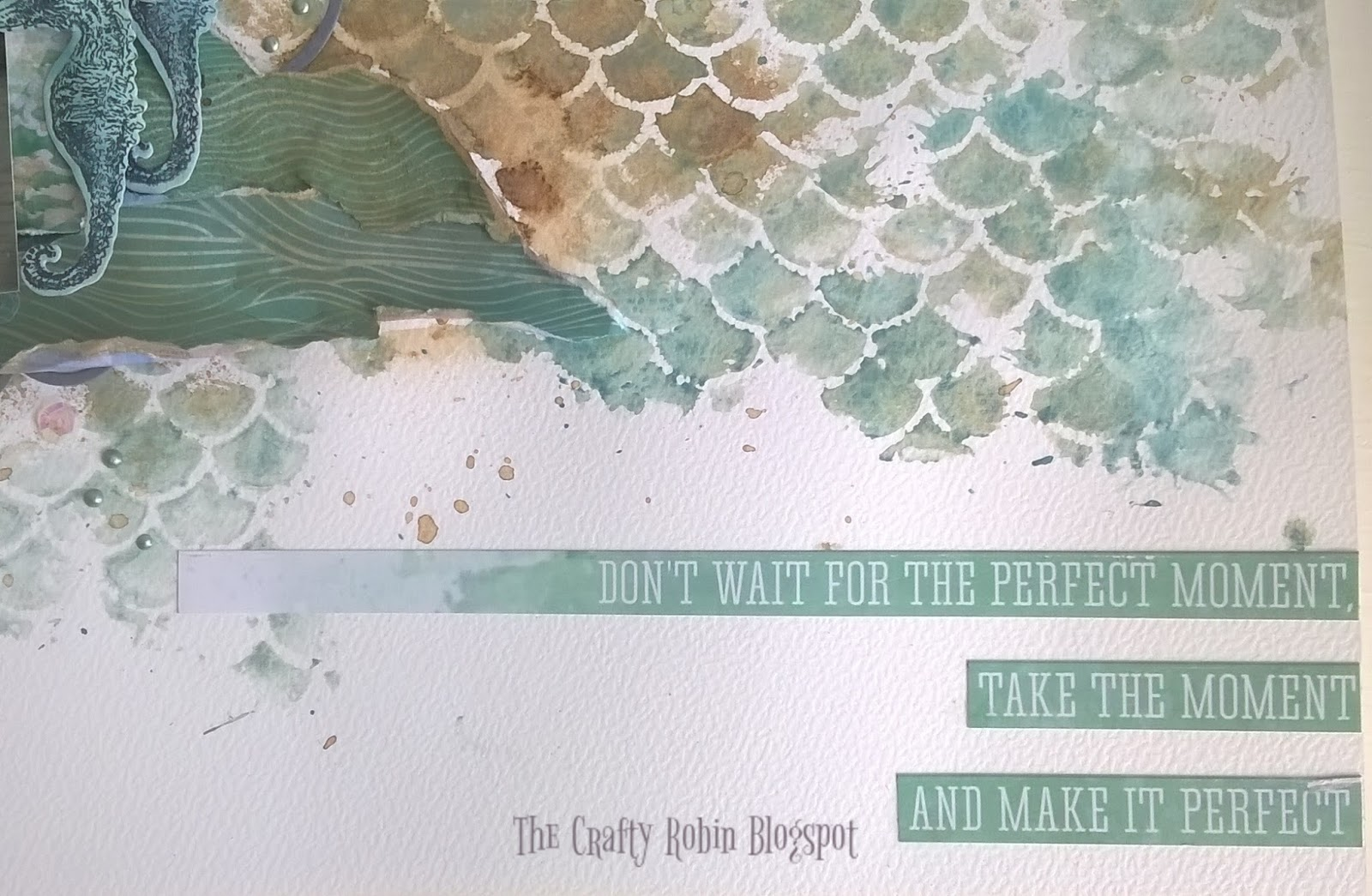 The Crafty Robin Happy National Scrapbooking Day And A Challenge