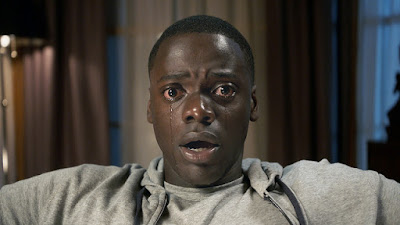 Get Out, Filem, Movie, English Movie, Sinopsis, Review, Psychiatrist, Hypnotherapist, Hypnotizes, Misteri, Thriller, Seram, Psikologi, Psiko, Watak, Rose Armitage, Chris, Dean, Missy, Rod, Logan King, Andre, Pelakon, Daniel Kaluuya, Allison Wiliams, Lil Rel Howery, Bradley Whitford, Caleb Landry, Jones, Stephen Root, Catherine Keener, Lakeith Stanfield, Pengarah, Jordon Peele, Movie 2017,