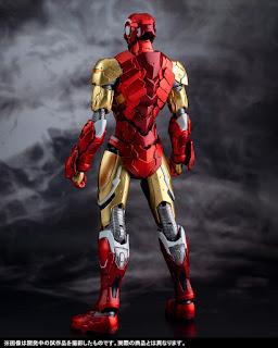 Tech-On Avengers S.H. Figuarts Iron Man