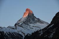 Matterhorn Sunrise - Photo by Dominic Spohr on Unsplash