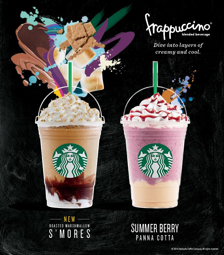 Starbucks Philippines List Of Drinks