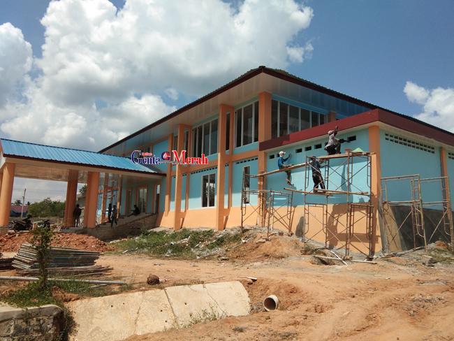 Gedung Seba Guna Terbesar Akan Hadir di Mesuji, Kapasitas 5000 Orang