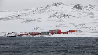 King Se-Jong Base, Antarctica, King George Island, South Shetlands Islands