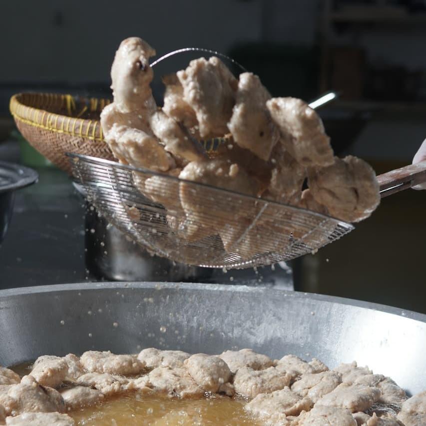 Pempek Ikan Hiu Belanda Asli Kulit Badak 1 Karung