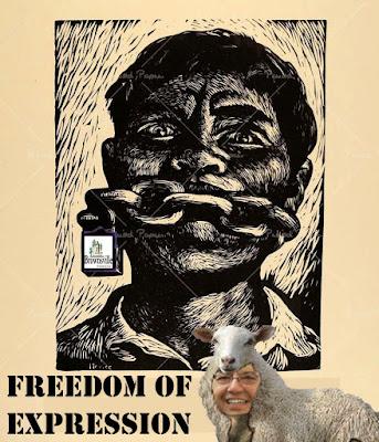 Image result for el rrunrrun, free speech