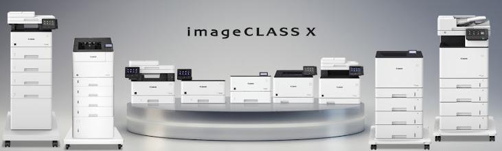 Six New Canon imageCLASS X Series Printers to Lineup
