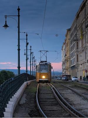 Tramwaj nr 2, Budapeszt