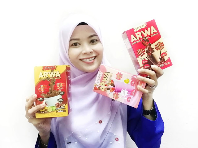 ARWA Minuman Tambahan Yang Sedap No.1 Untuk Kulit Berasaskan Makanan Sunnah