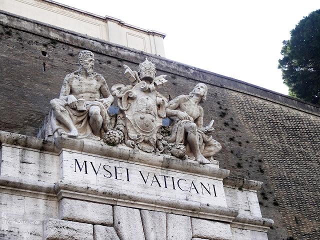 muzea watykańskie, rzym, watykan,