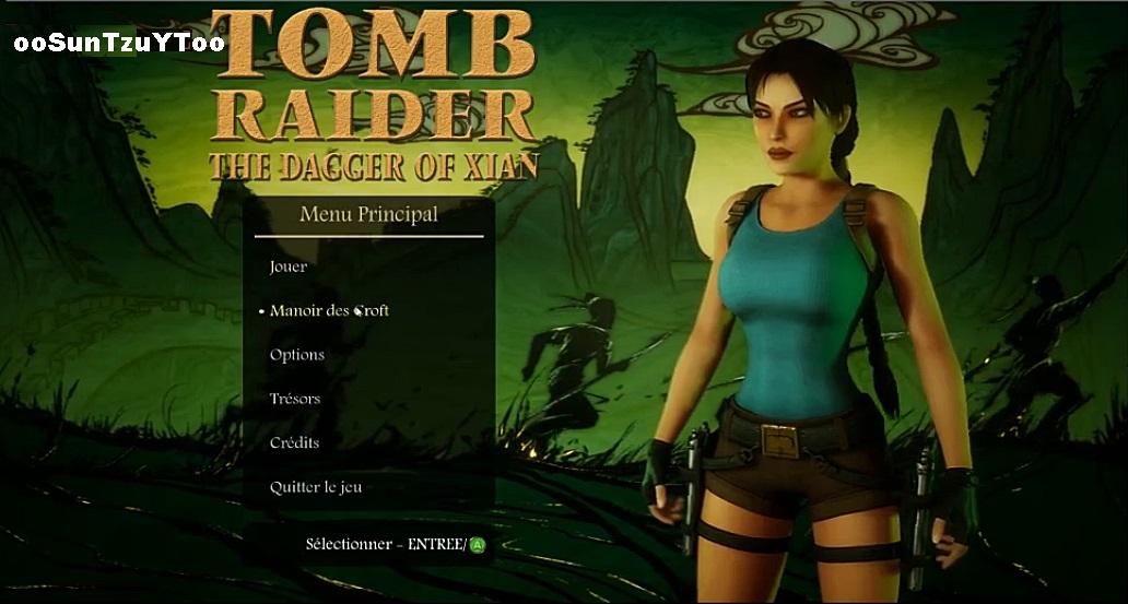 tomb raider 1 game remake