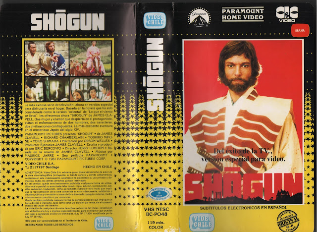"Video: ""Shogun"" - Miniserie 1981"